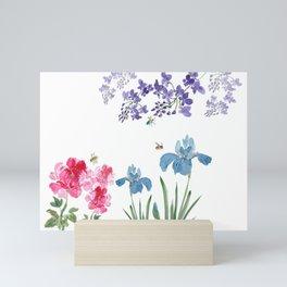 Bee Dreams Mini Art Print