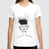 jay fleck T-shirts featuring Jay by Ivana Quesada