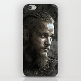 Ragnar Lodbrok - Vikings iPhone Skin