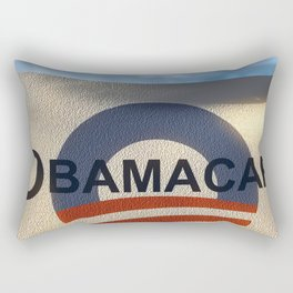 Fly:ObamaCare Rectangular Pillow