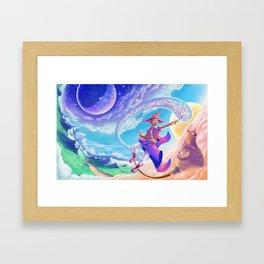 Wizard Framed Art Print