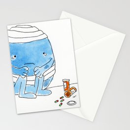 The Unbearableness of Bump Stationery Cards
