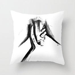 Behold... Throw Pillow