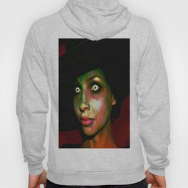 Witch With Bright Eyes; Empress Horror Series Hoody