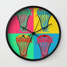 Lacrosse BIG4 Wall Clock