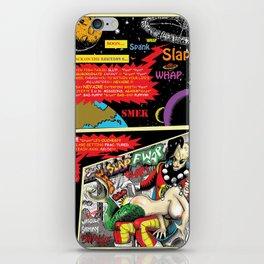 Page #5 of Tex Watt's (UNCENSORED) SUNDAY COMIX POP-ART iPhone Skin