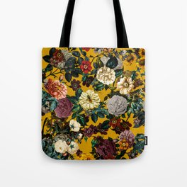 Exotic Garden V Tote Bag