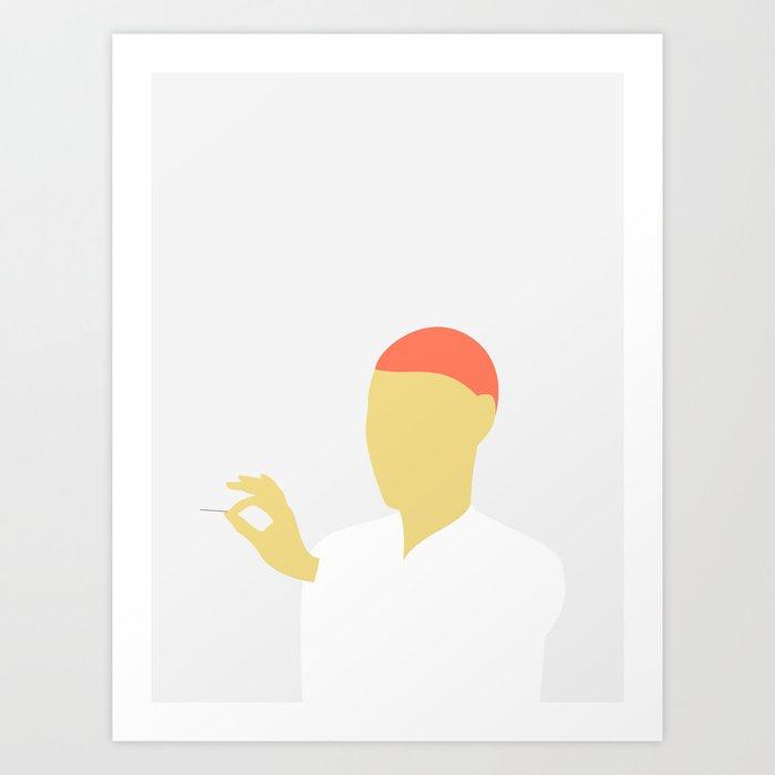 MODIG No.02 Art Print