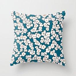 Cute Popcorn Throw Pillow