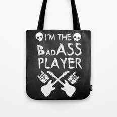 BadASS Player Tote Bag