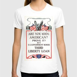 Are you 100% American T-shirt