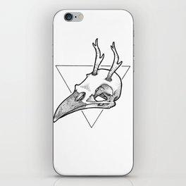Antler Bird iPhone Skin