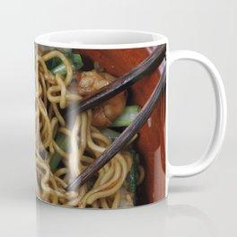 Asia Noodles Coffee Mug