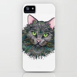 Sea Cat iPhone Case