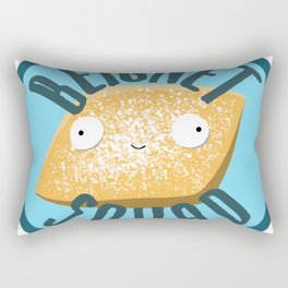Beignet Squad Rectangular Pillow