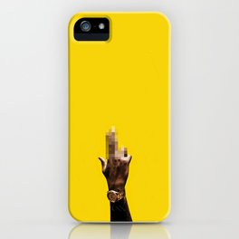 B*ng iPhone Case