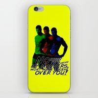 crocodile iPhone & iPod Skins featuring Crocodile by gamunev