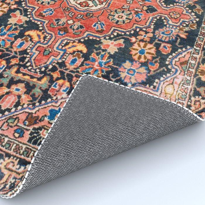 Djosan Poshti West Persian Rug Print Rug