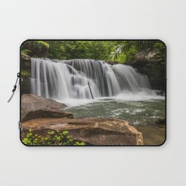 Mill Creek Falls, Ansted, West Virginia Laptop Sleeve