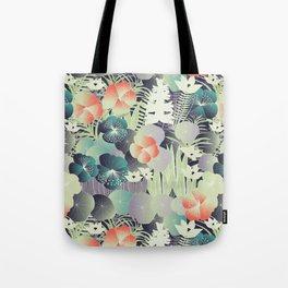 tropical mix Tote Bag