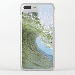 Perspective 02 Clear iPhone Case