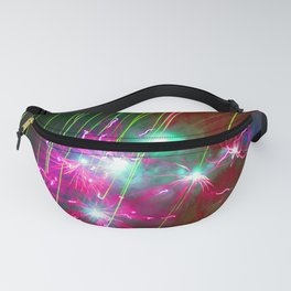 Light painting Fanny Pack