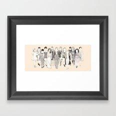 Fall 2012 Framed Art Print