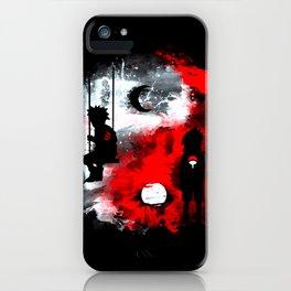 Duo Alone iPhone Case