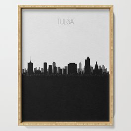 City Skylines: Tulsa Serving Tray