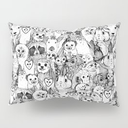 love and hugs Pillow Sham