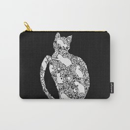 Dedicated for the cat slave 獻給貓奴的貓圖 Carry-All Pouch