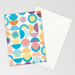 Summer Disco Boom Stationery Cards
