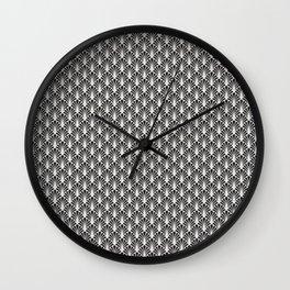 Beautiful Pattern #9 Shells Wall Clock