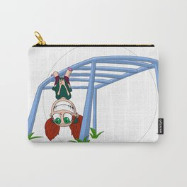 Monkey Bars of Hangyness Carry-All Pouch