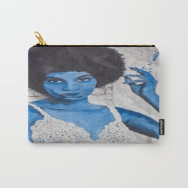 Indigo Joan  Carry-All Pouch