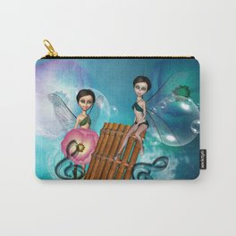 Pan flute Carry-All Pouch
