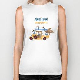 Surfin Safari Biker Tank