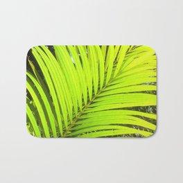 Palm Frond Bath Mat