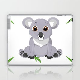 Cute Little Koala Bear Laptop & iPad Skin