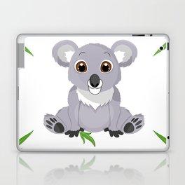 Cute Little Koala Bear Laptop & iPad Skin
