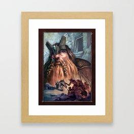 Kingdom of the Felsen Framed Art Print