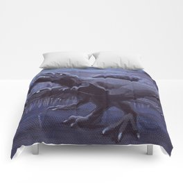 Hunting Party Comforters