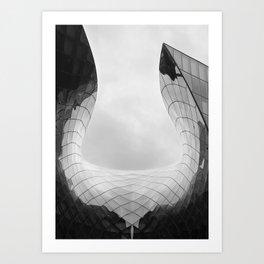 Emporia Art Print
