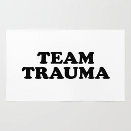 TEAM TRAUMA Rug