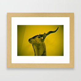 Noble Framed Art Print