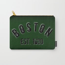 Boston, MA Carry-All Pouch