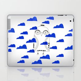 Blue Clouds Laptop & iPad Skin
