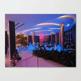 Luxury Tron Canvas Print