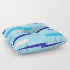 Light speed Floor Pillow