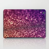 glitter iPad Cases featuring glitter by Shanna Dunn